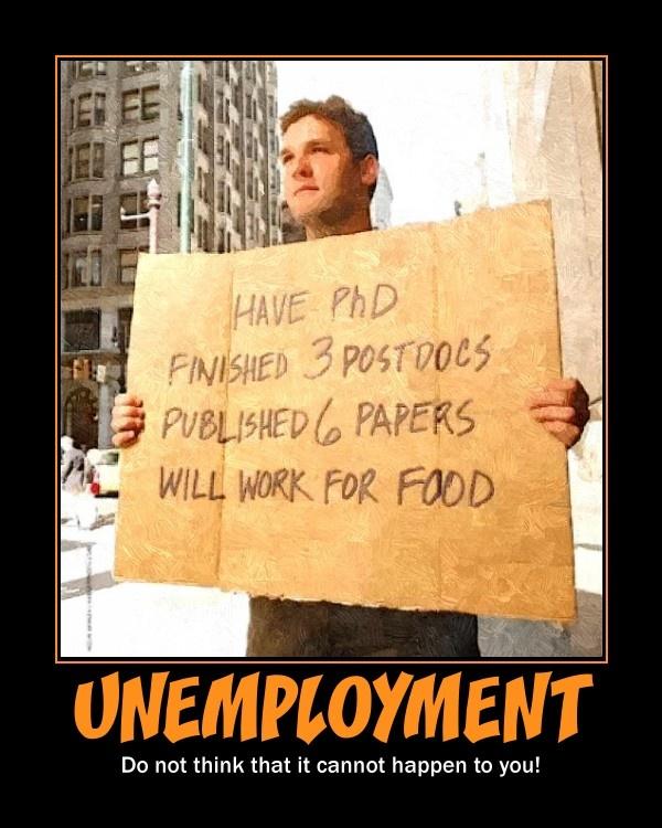essay on the unemployment
