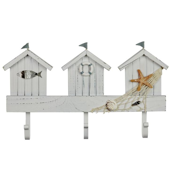 Buy The Beach Hut Coat Hook At The Range Beach Hut