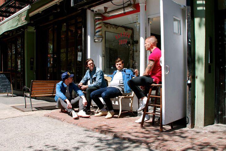 Barber Nyc : The Blind Barber NYC My Barber Shop Pinterest