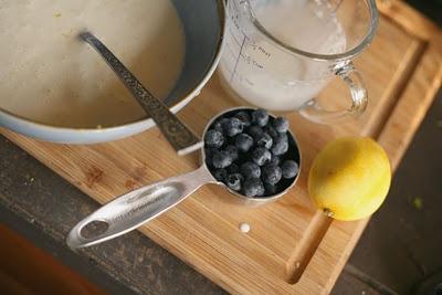 Gluten-free Gourmand: The Best Whole Grain Blueberry Scones