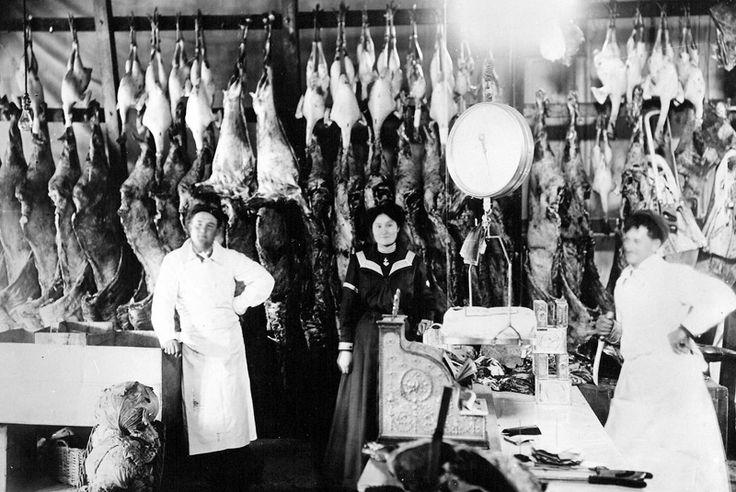 about 1914 Gatti Meat Market clifton az