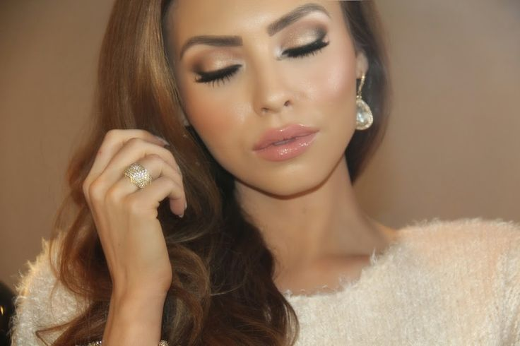Old Hollywood Makeup : The Naked Palettes : Pinterest