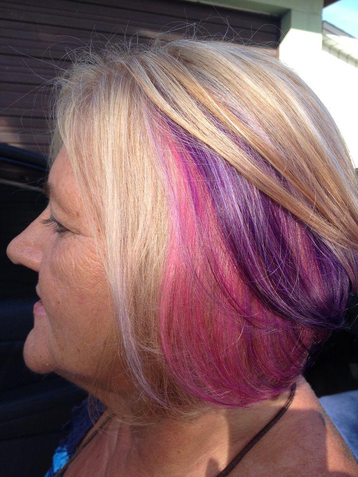 Purple hair color pinterest pictures