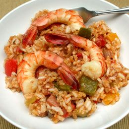 shrimp jambalaya: worth a try! | Other Food! | Pinterest