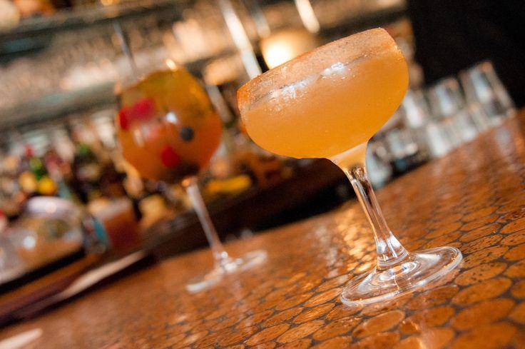 French Quarter Cocktail Bar | Bar Menu | Kingfish- Veg Friendly