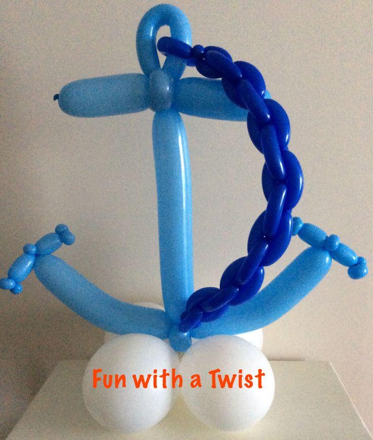 Anchor for Anchor balloon decoration