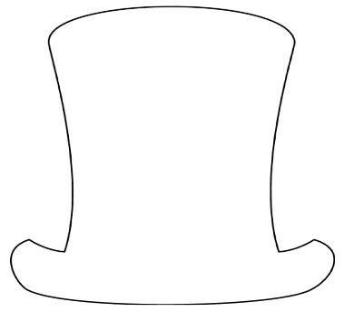 Top Hat Pattern | New Calendar Template Site