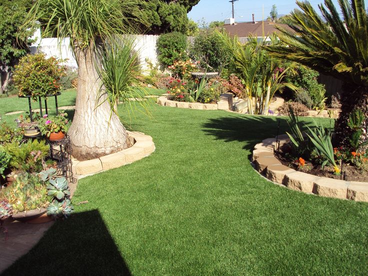 Fake Grass For My Backyard : Pin by EasyTurf on Beautiful Backyards  Pinterest