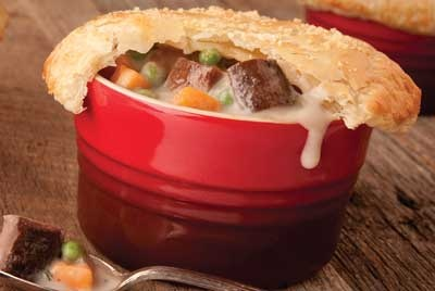 Beef, Shiitake & Sweet Potato Pot Pies made with Certified Angus Beef ...
