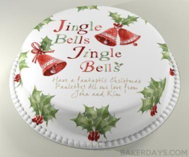 Christmas cake christmas cookies pinterest