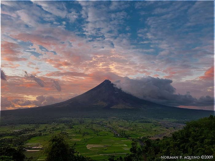 mayon volcano in philippines - photo #7