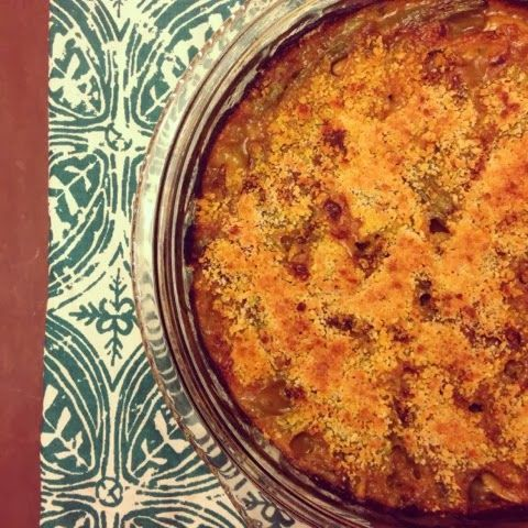 Don't Go to the Gym: Skinny Green Bean Casserole - A healthy ...
