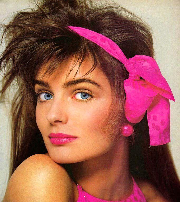 1980s style women