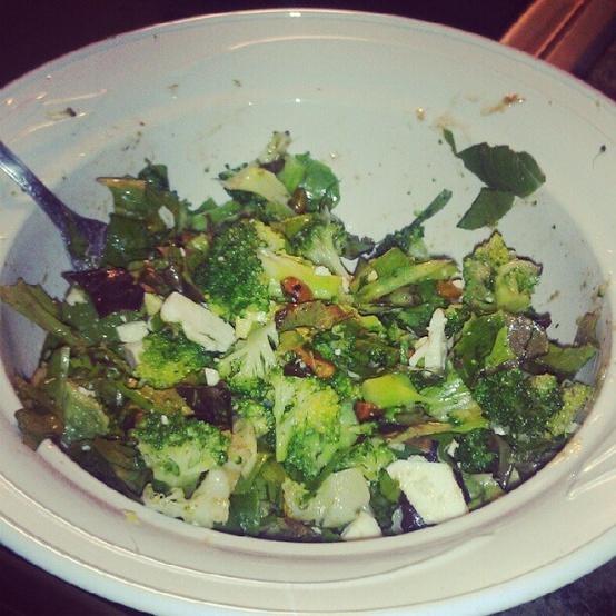the greenest salad | take good care | Pinterest