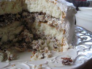 Lady Baltimore cake recipe | Cakes | Pinterest
