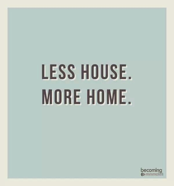 5 Homes That Prove That Less Is More: Small House Quotes. QuotesGram