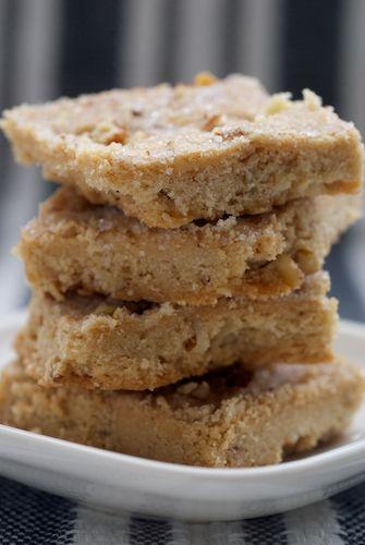 Butter Pecan Shortbread | Bake or Break