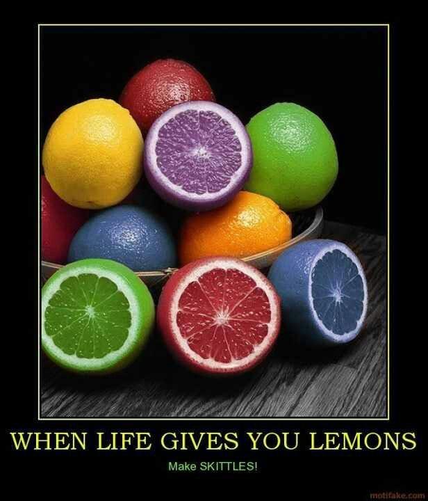 Rainbow Lemonade | Things for My Wall | Pinterest