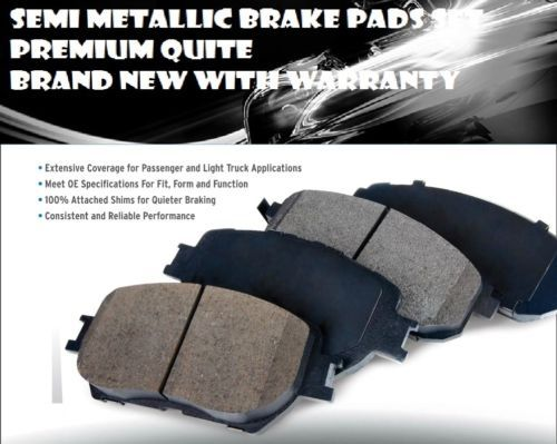 brake pads for hyundai sonata 2012