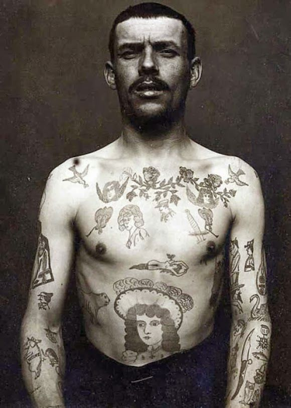 free style vintage tattoo | Sailor's tattoos | Pinterest