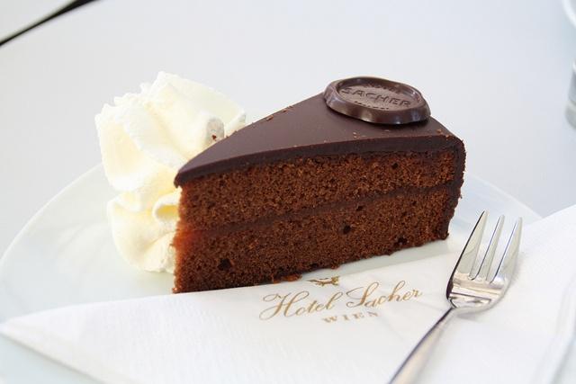 ... torte austrian chocolate tart with apricot jam sacher torte global