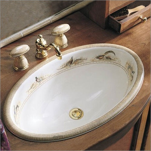 Dakota Sinks : What a tribute to South Dakota- powder room sink