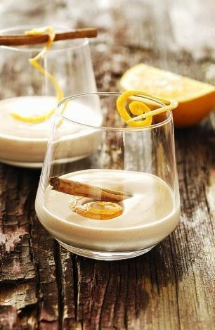 Coffee Cardamom Zabaglione Recipe | Pychotki! | Pinterest