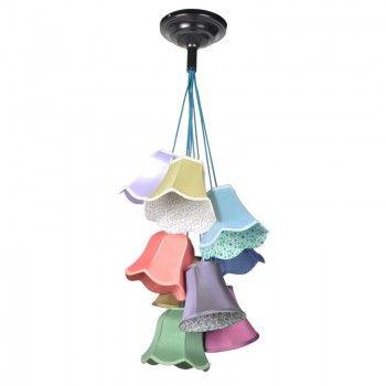Hanglamp retro Granny K  Babykamer  Pinterest