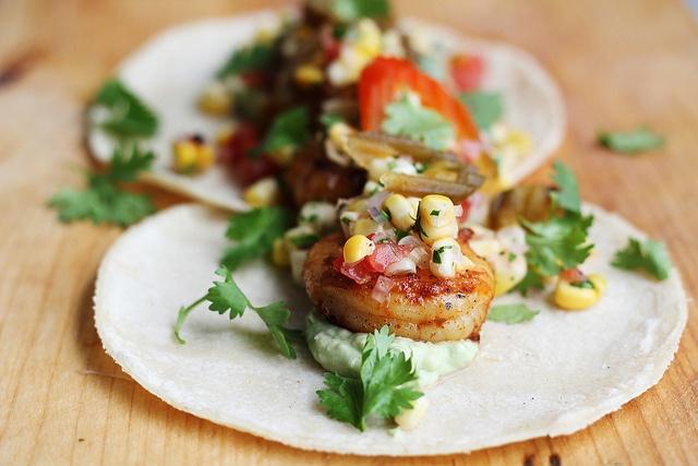chimichurri sauce tacos with avocado chimichurri sauce recipes shrimp ...