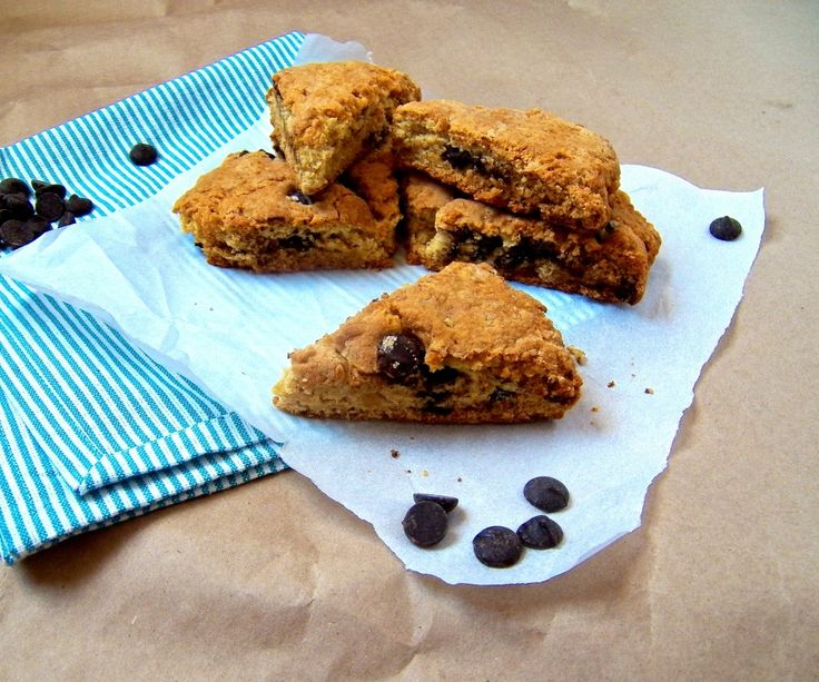 Orange And Dark Chocolate Buttermilk Scones Recipes — Dishmaps