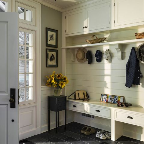 Pin by tamaranc on bison dr pinterest Mud room designs laout