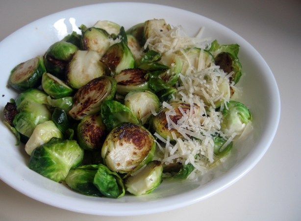 Sauteed Brussels Sprouts | :: pretty in the kitchen :: | Pinterest