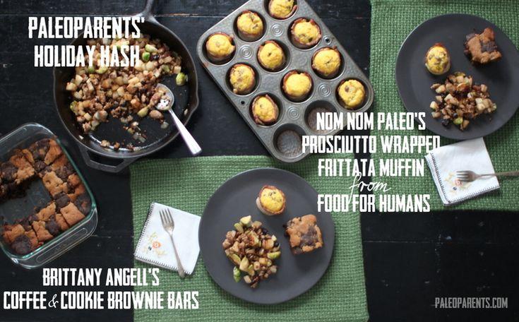SCD Prosciutto-Wrapped Frittata Muffins | Prosciutto!!!! | Pinterest