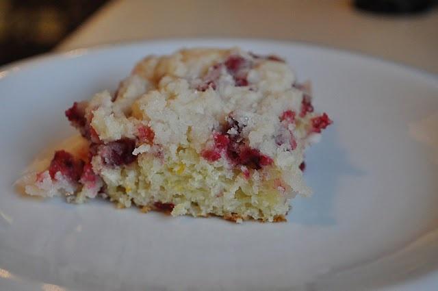 Cranberry Streusel, i love cranberries | Recipes | Pinterest