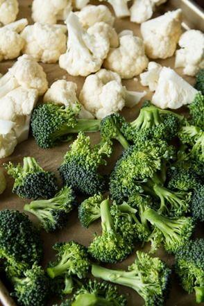 broccolicauliflower 2423 thumb Roasted Buddha Bowl