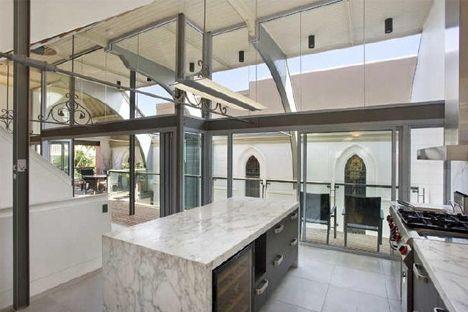 church converted to modern home | Church Renovation Ideas | Pinterest