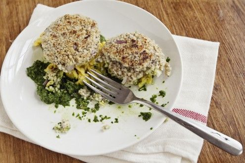and ham s and wich coconut quinoa and kale with tropical pesto quinoa ...