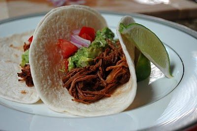 Smoky Beef Tacos | Recipes to try | Pinterest