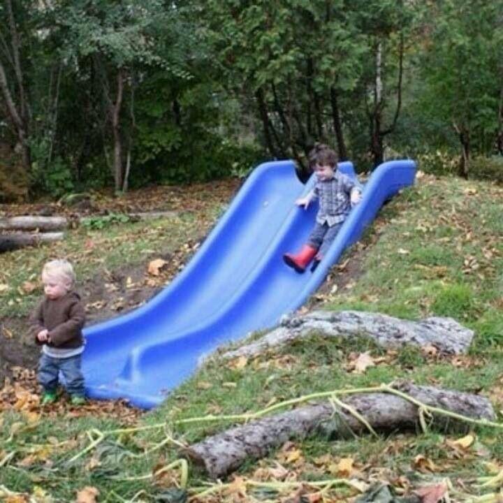Built in slide  For Kids  Pinterest