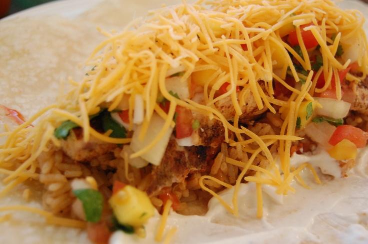 Low Fat Burritos 15