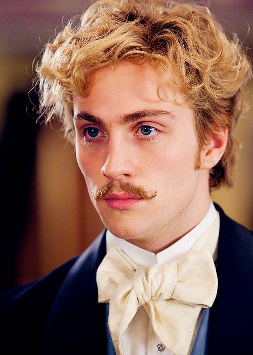 Count Vronsky (Aaron T...