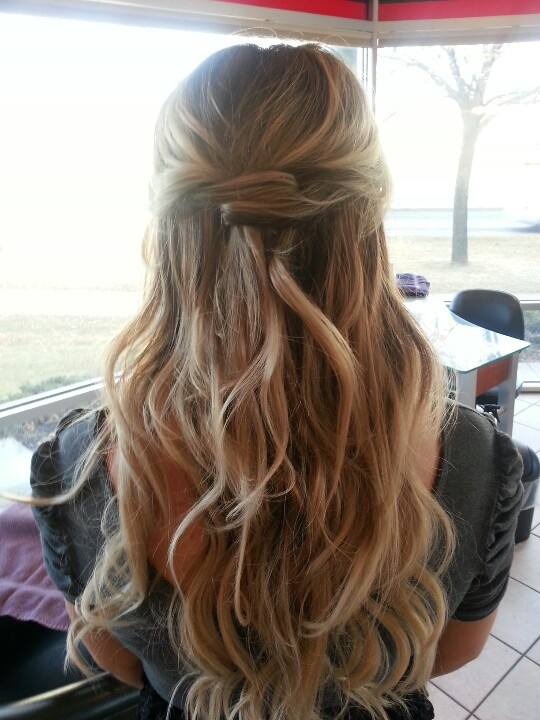 Ombre I Tip Hair Extensions 113