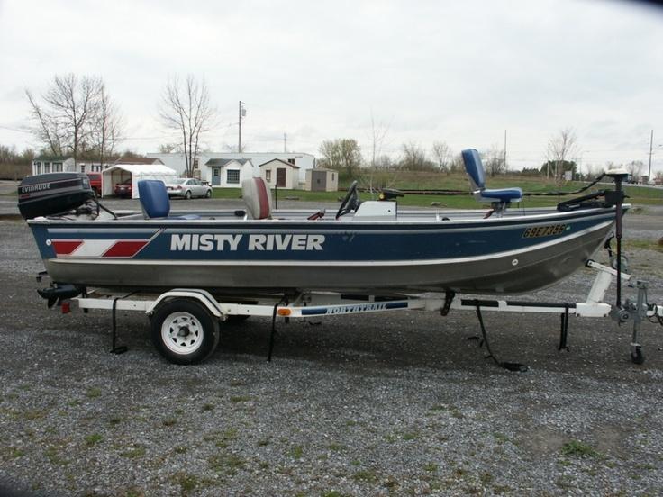 Rod's boat