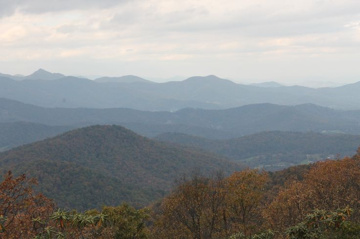 who named the blue ridge mountains-#14