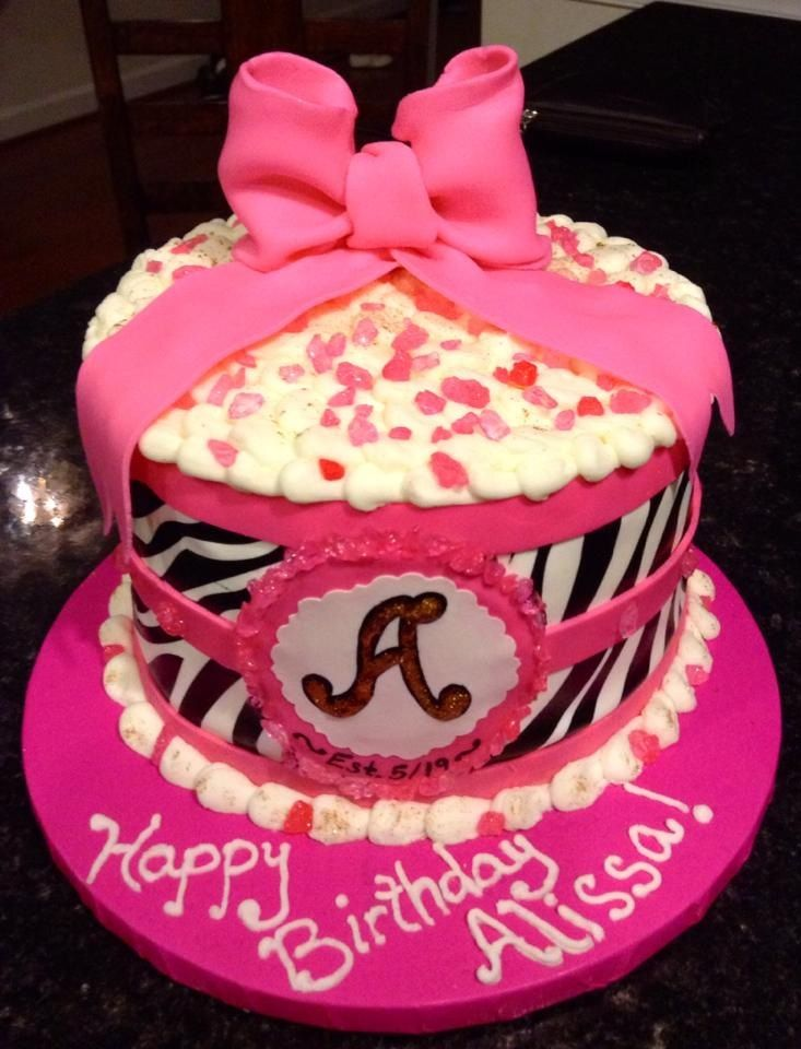 Birthday Cake Images For Aunt : Birthday cake Birthday Cakes Pinterest