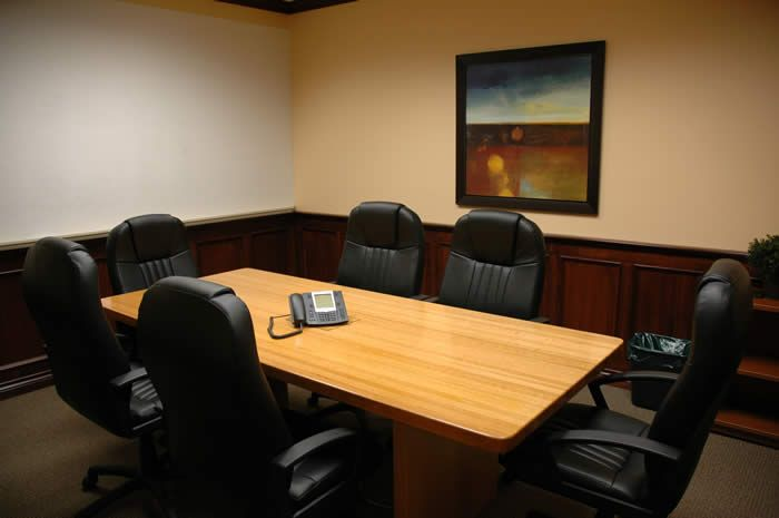 Small conference room 3 office ideas pinterest Small meeting room design ideas