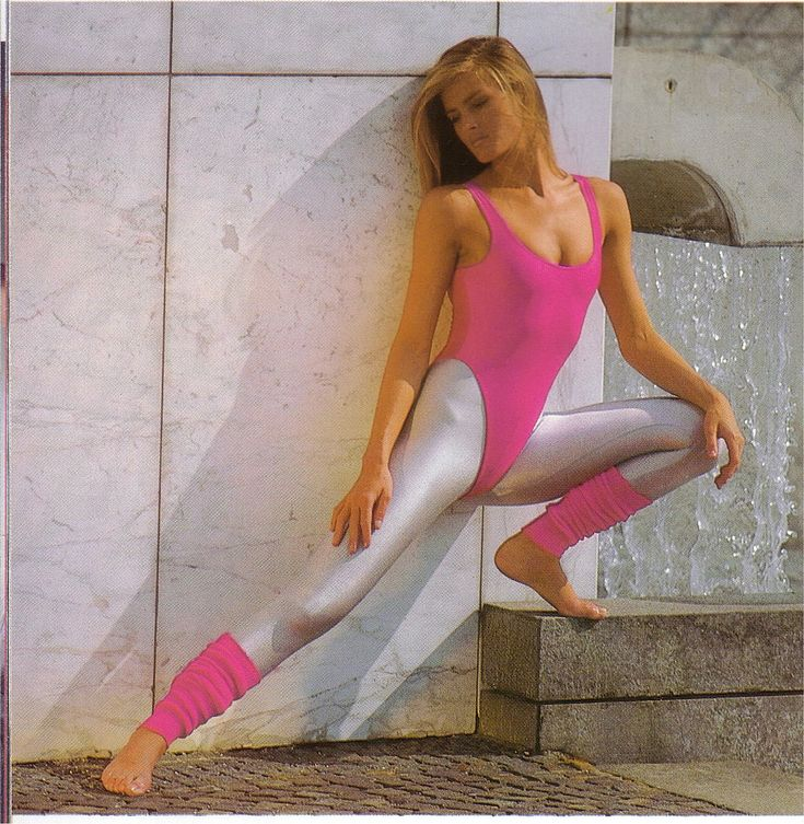 80s Workout Leotard #80s #workout #fashion leotard