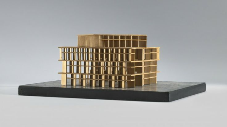 Building Collections Recent Acquisitions Of Architecture MoMA Le