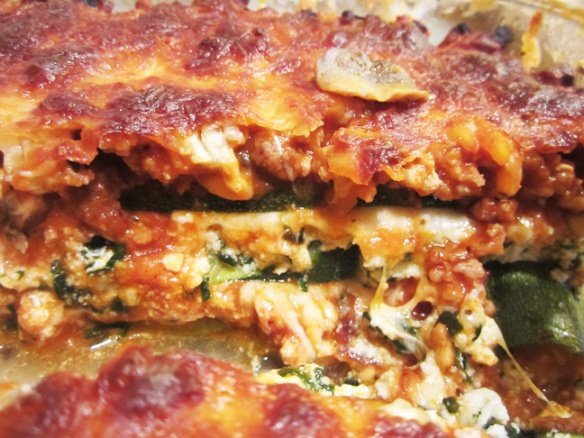 No-Noodle Lasagna   Healthy Recipes (or they will be when I make ...