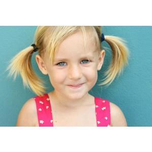pigtails please | Hair for little girls | Pinterest